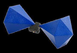 Bikonische Antenne der BicoLOG Serie