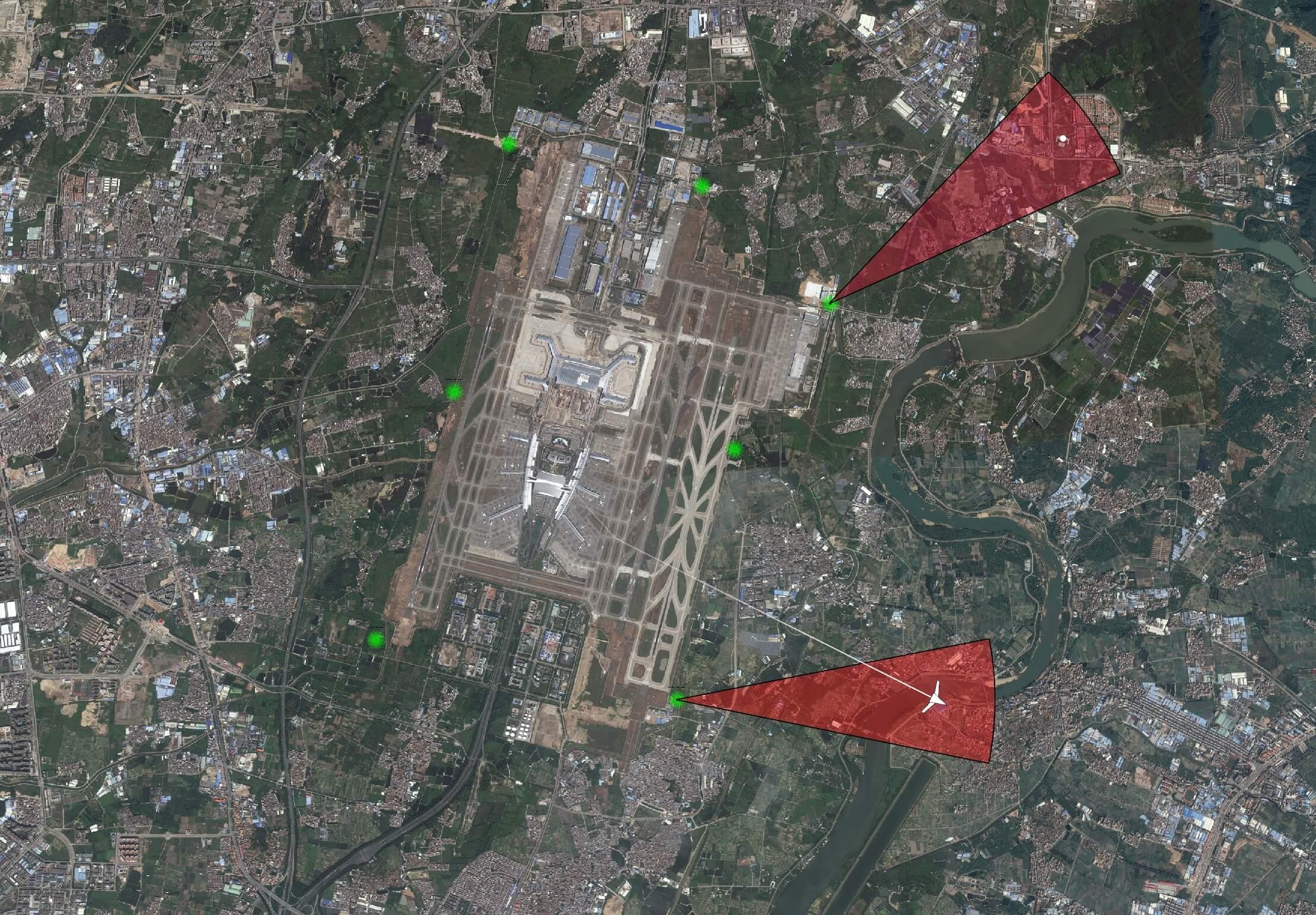 Drohnen Erkennungs Und Abwehrsystem Aaronia Ag