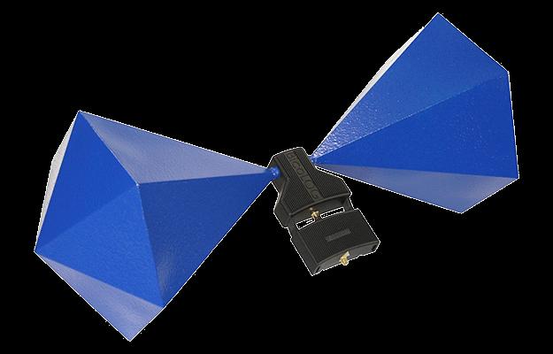 Omnidirektionale Feldstärke Generatoren OFG Serie von 30MHz bis 3GHz