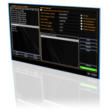 Signalgenerator Software