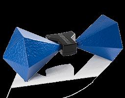 Bikonische Antenne BicoLOG Serie