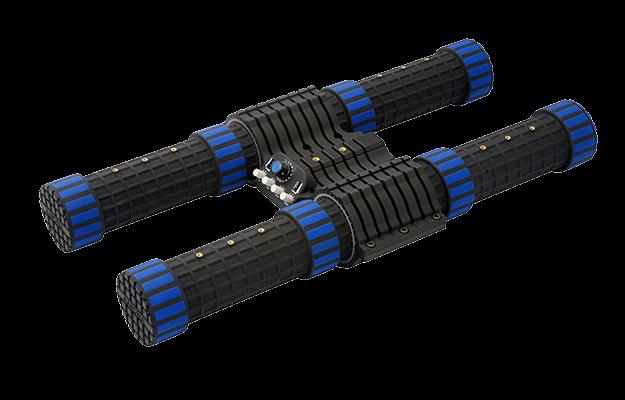 Magnetfeld Antennen MagnoTRACKER Serie von 1Hz bis 1MHz