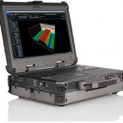 Robuster Echtzeit-Spektrumanalysator SPECTRAN V5 XFR Pro