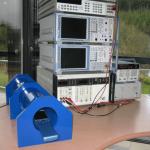 Abschirmkammer Null-Gauss-Kammer Anwendungsbeispiel #2