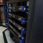 Fernsteuerbarer HF Spektrumanalysator SPECTRAN V4 RSA in Racks