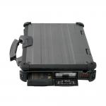 Robuster Spektrumanalysator SPECTRAN V4 XFR Pro rechte Seite