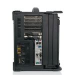 Ultimativer Echtzeit-Spektrumanalysator SPECTRAN V5 Command Center Anschlüsse
