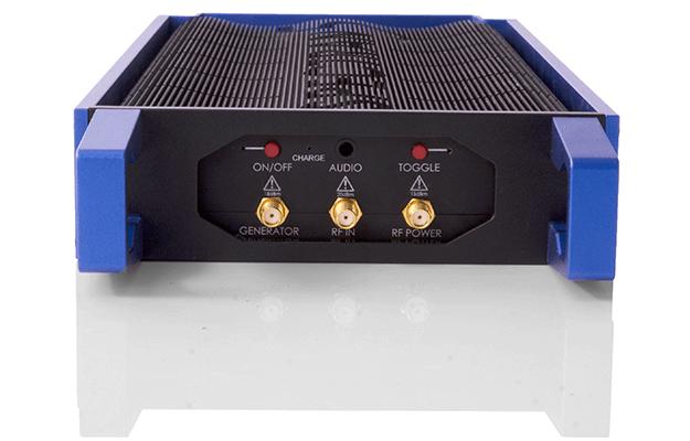 Einbaubarer Echtzeit-Spektrumanalysator SPECTRAN V5 BAY