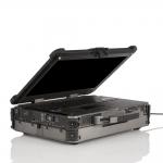 Robuster Echtzeit-Spektrumanalysator SPECTRAN V5 XFR Pro halb-offen