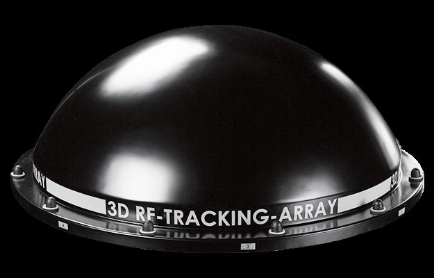360° Peilantennen-Array IsoLOG 3D von 9kHz bis 40GHz