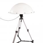 360° Peilantennen-Array IsoLOG 3D in weiß auf Stativ