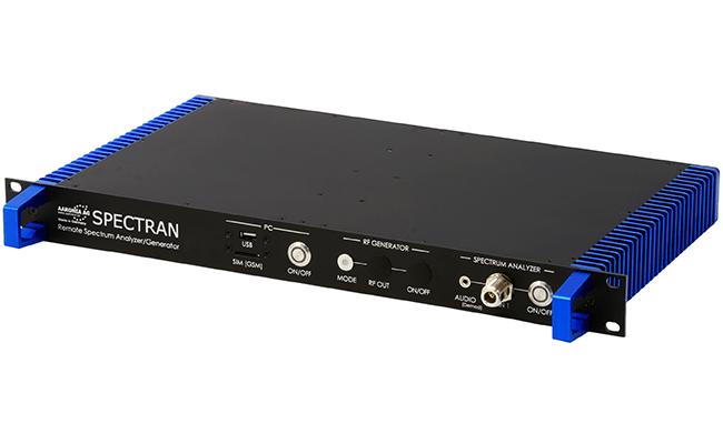 Fernsteuerbarer Spektrumanalysator SPECTRAN NF RSA