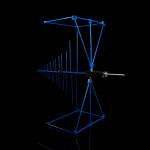 Direktionale Antennen für EMV-Messungen HyperLOG EMI hochkant