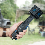 Portable 3D Peilantenne - IsoLOG 3D Mobile in Hand