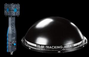 IsoLOG 3D Mobile und 360° Peilantennen-Array IsoLOG 3D von 9kHz bis 40GHz
