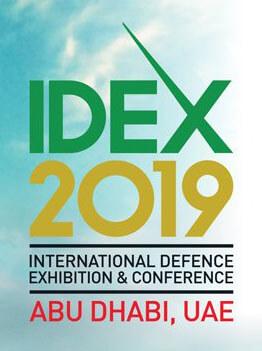 IDEX 2019 Banner
