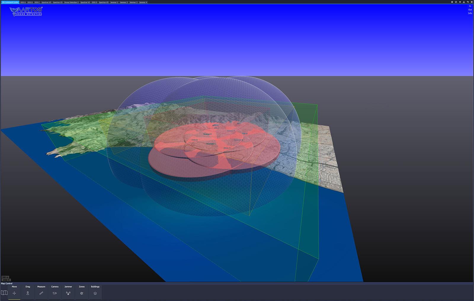 RTSA-Suite PRO - Radar 3D