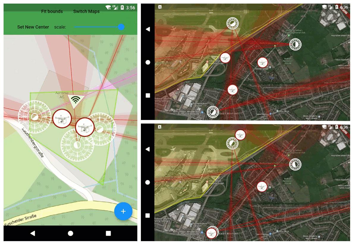AARTOS Drone Detection App