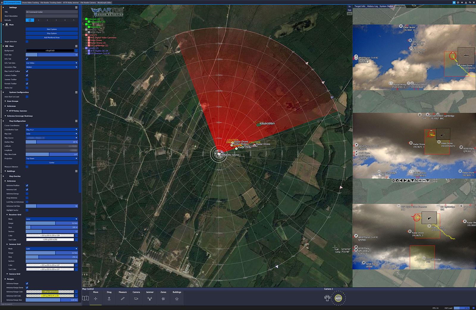 RTSA-Suite PRO - KI-basiertes Kameratracking