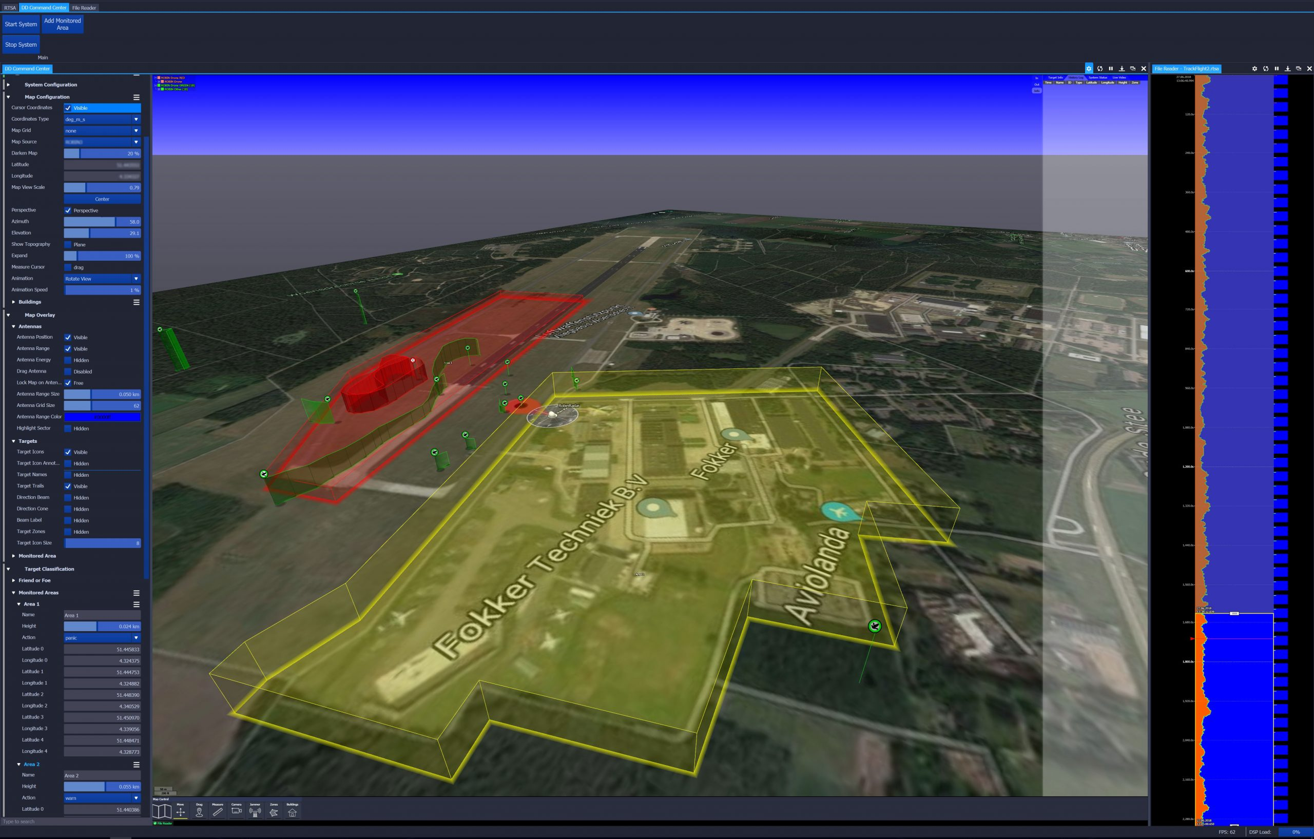 RTSA-Suite PRO - Radar Integration