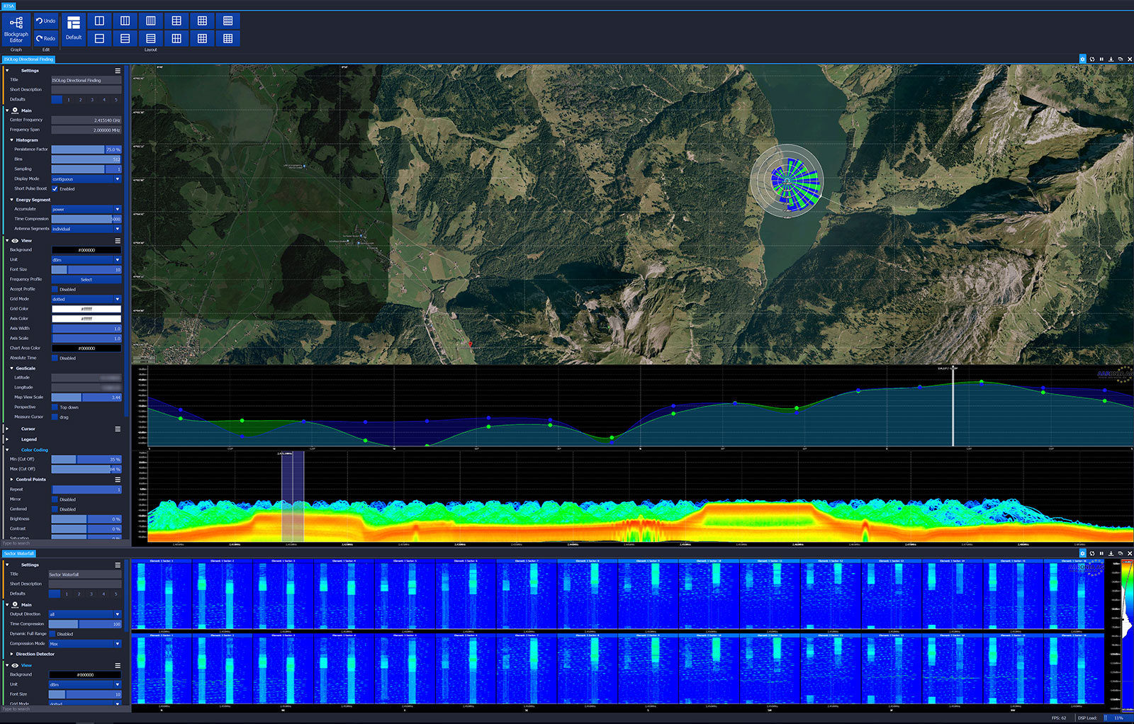 RTSA-Suite PRO - Direction Finding