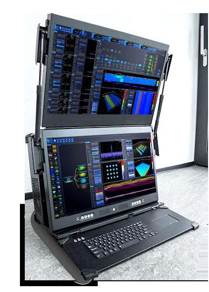 SPECTRAN V6 Command Center